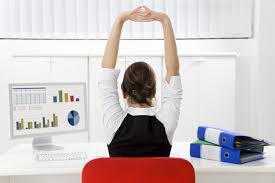 Yoga Moves for Desk Warriors and Drivers